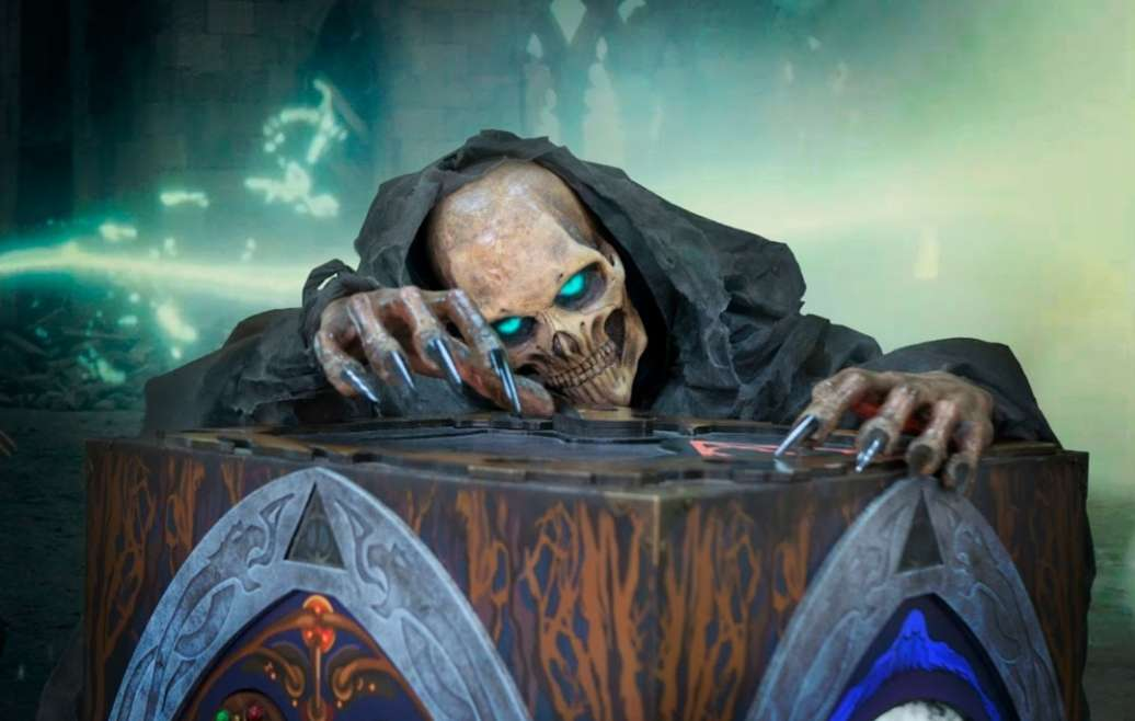 Deadly Hallows (Coming Soon)